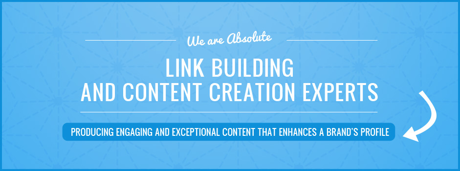 Link building and content creation experts